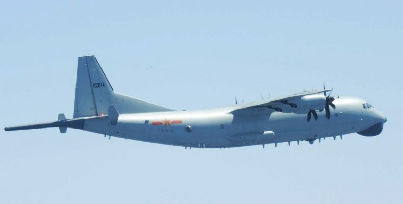 Japan air force intercepts Chinese ASW aircraft | Defence-Point com