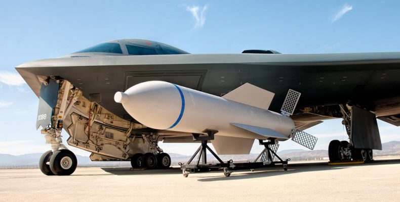 USAF orders more GBU-57 monster bombs | Defence-Point.com