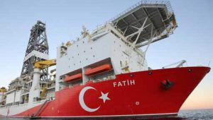 EU agrees sanctions on Turkey over Cyprus drilling, to add names later