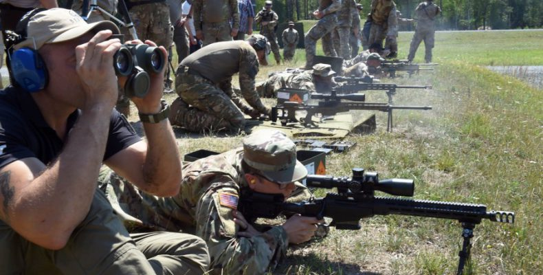 French Foreign Legion marksmen win US Army Europe sniper