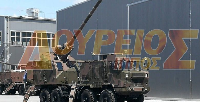 Cyprus Serb Made Nora B52 And Bov M16 Milos Vehicles Ready