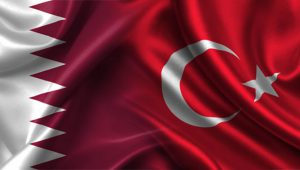 The usual Qatari resquer sent to Turkey 10 billion dollars from the swap deal