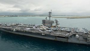 Navy chief resigns amid uproar over handling of USS Theodore Roosevelt's crisis (UPDATE)