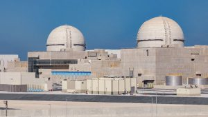 """UNITED ARAB EMIRATES is the first country in the Arab World with a """"peaceful"""" nuclear production plant"""