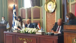 A Greek-Egypt EEZ deal to counter Turkey's illegal maritime deal with Tripoli government