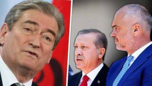 """Former Albanian PM: """"Turkey behind the cancellation of the Greece-Albania agreement"""""""