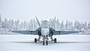 DSCA notifies Congress of a possible sale of modern fighters to Finland