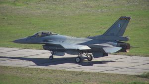 Maiden flight for Hellenic Air Force's upgraded F-16V (video / pics)