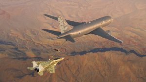 Israel will get two Boeing KC-46 tanker aircraft, 3d F-35 squadron